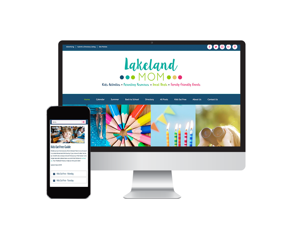Lakeland Mom - Digital Marketing